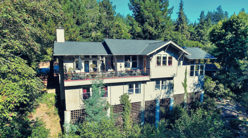 202 Carbonera Drive Santa Cruz, CA