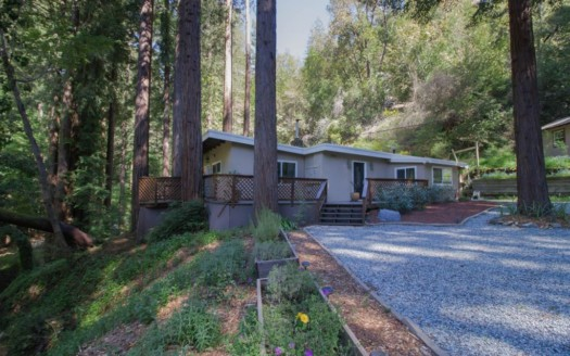 4534 Fern Dr, Scotts Valley, CA 95066